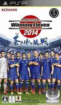 Descargar World Soccer Winning Eleven 2014 [MULTI2][PATCH TODOS CFW][bixu] por Torrent